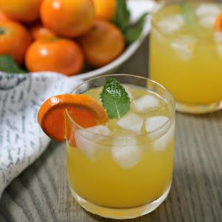 Tangerine Mojito