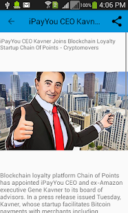 CryptoMovers-BitCoin & BlockChain News - náhled