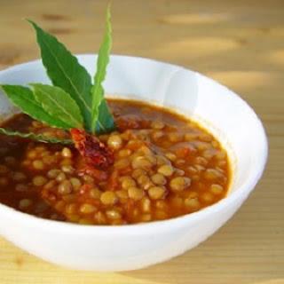 Tomato-Lentil Soup