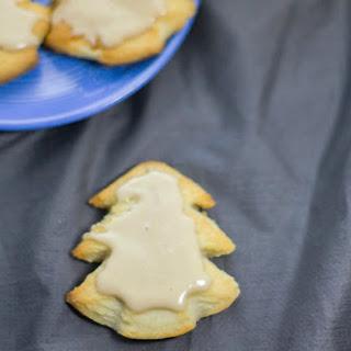Salted Caramel Kahlua Glazed Sugar Cookies Recipe