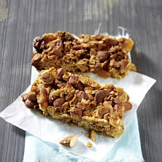 Apricot and Almond Granola Bars.