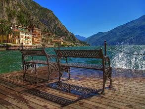 Photo: Lake Garda - Italy  #lagodigarda  #italy  #lakegardaitaly  #limonesulgarda