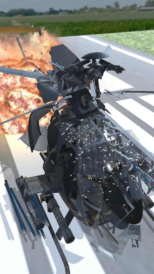 Disassembly 3D– captură de ecran