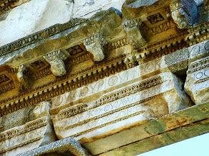Photo: Apollonia - Bouleuterion 2nd century AD