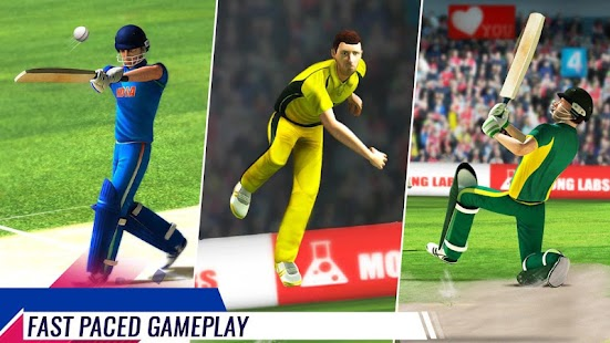 Epic Cricket - Big League Game Screenshot