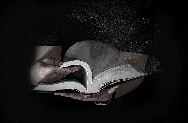 la magia di un libro di vincenzo_spera