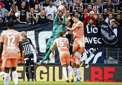 """Discussie over penalty Anderlecht: """"Het was geen fout, dat zei Dimata me zelf!"""""""