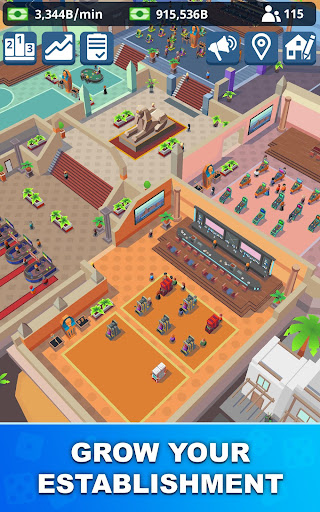Idle Casino Manager - Tycoon Simulator apkmr screenshots 11