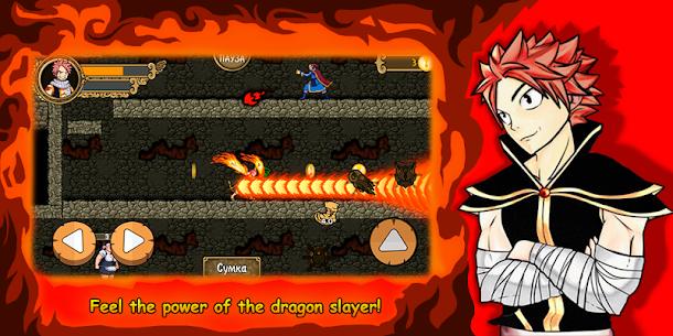 Fairy Light Fire Dragon Mod Apk (God Mode + Unlimited Mana) 5