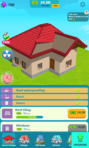 Idle Home Makeover screenshots 3