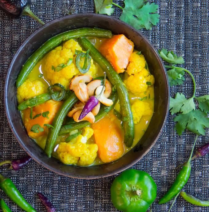 10 Best Sri Lankan Vegetable Curry Recipes