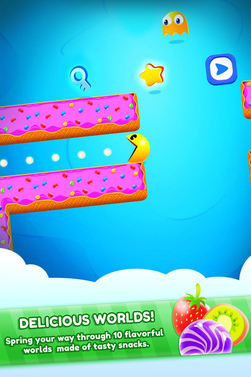 PAC-MAN Bounce screenshot #2