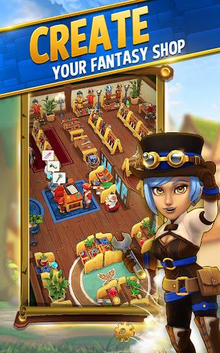 Shop Titans: Design & Trade 1.0.11 screenshots hack proof 2