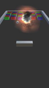 3Dブロック崩し - 筋肉ver screenshot 3