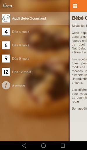 玩免費遊戲APP|下載Bébé Gourmand app不用錢|硬是要APP