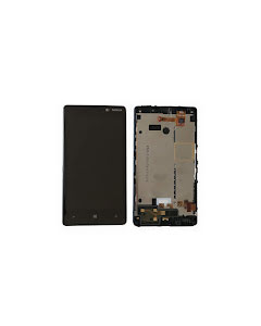 Lumia 820 Display Black