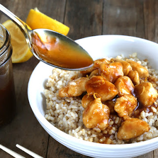 Gluten Free Lemon Chicken Chinese-Style