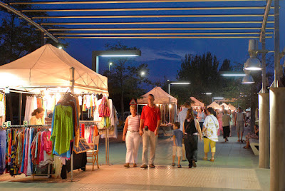 SANTA SUSANNA - Night Market