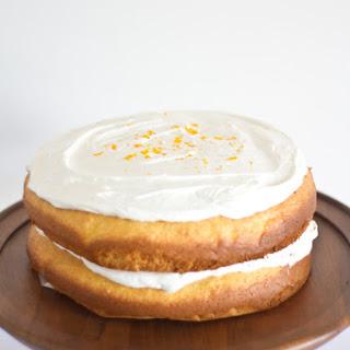 Lazy Fancy Grand Marnier Layer Cake