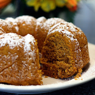 Pumpkin Cake {Only 2-Ingredients!}