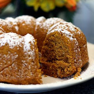 No Oil No Egg Carrot Pumpkin Cake Recipes