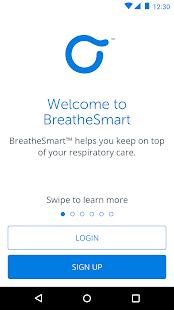 BreatheSmart - náhled