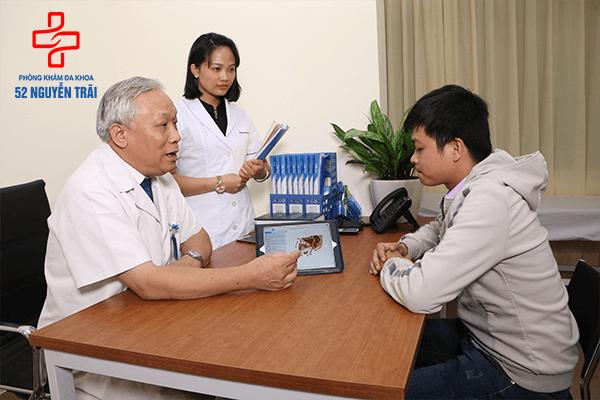 Thông tin về bệnh viêm tuyến tiền liệt ở nam giới - Ảnh 1