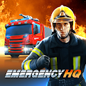 EMERGENCY HQ - firefighter rescue strategy game icon