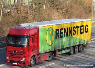 Photo: Rennsteig / Söllner     -----> just take a look and enjoy www.truck-pics.eu