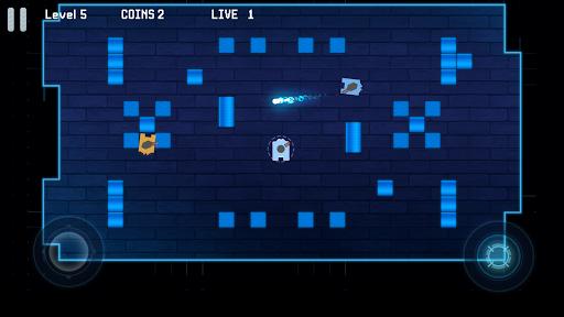 Tank Battle: Hero Of Tank 0.4 APK MOD screenshots 1