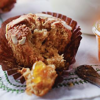 Gluten-Free Orange Almond Coconut Muffins.