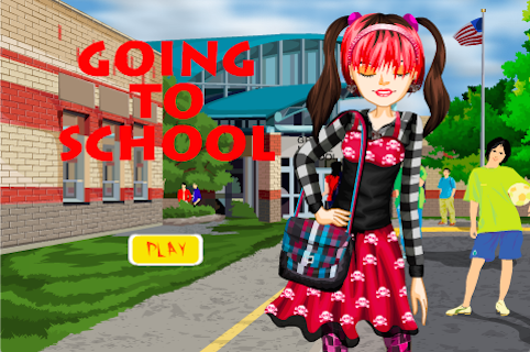 Going To School Dress Up