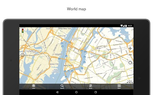 Yandex.Maps- screenshot thumbnail