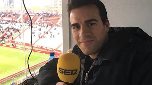 """Juanma Sevilla (SER): """"Es un partido clave para el Alba"""""""
