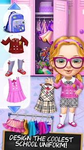 Sweet Baby Girl Cleanup 6 – School Cleaning Game 6