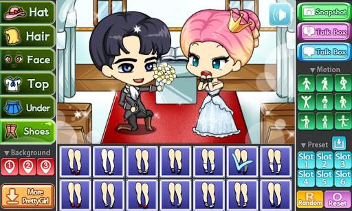 Pretty Girl's Romeo&Juliet Style 1.0.0 screenshots 6