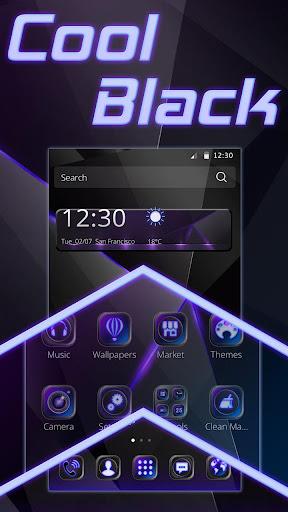 Negro Fusión Temática screenshot 3