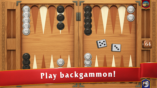 Backgammon Masters Free 1.7.36