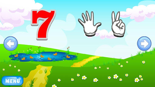 Mathematics and numerals: addition and subtraction 2.7 screenshots 2