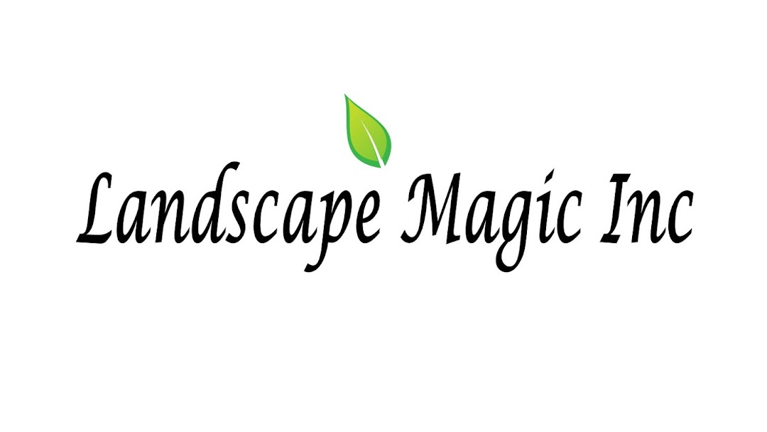 Landscape Magic Inc - Landscapin, Masonry and Grading in