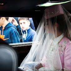 Wedding photographer Batik Tabuev (batraz76). Photo of 08.05.2018