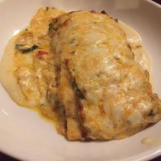 Ricotta White Sauce Lasagna Recipes.