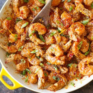 Shrimp Orange Juice Recipes