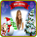 2018 New Year Christmas Photo Frames icon