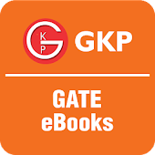 GATE study material, GATE exam books by GKP