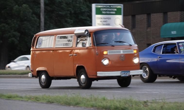 Volkswagen Bus Hire Minneapolis