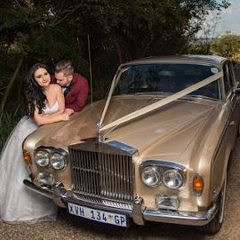 by Christa Droste - Wedding Bride & Groom