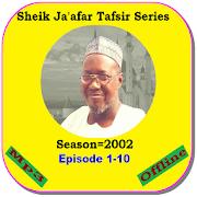 Sheik Ja'afar complete Tafsir Series 2002 A.