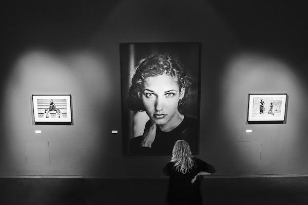 La ragazza davanti al suo ritratto di simone_ragazzini