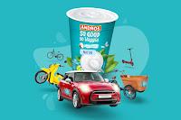 Angebot für Mit veganen Joghurt-Alternativen elektrisierende Preise gewinnen! im Supermarkt